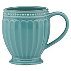 Lenox® French Perle™ Groove Mug in Bluebell