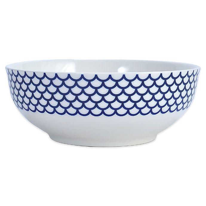 Alternate image 1 for Mikasa® Lavina Vegetable Bowl in White
