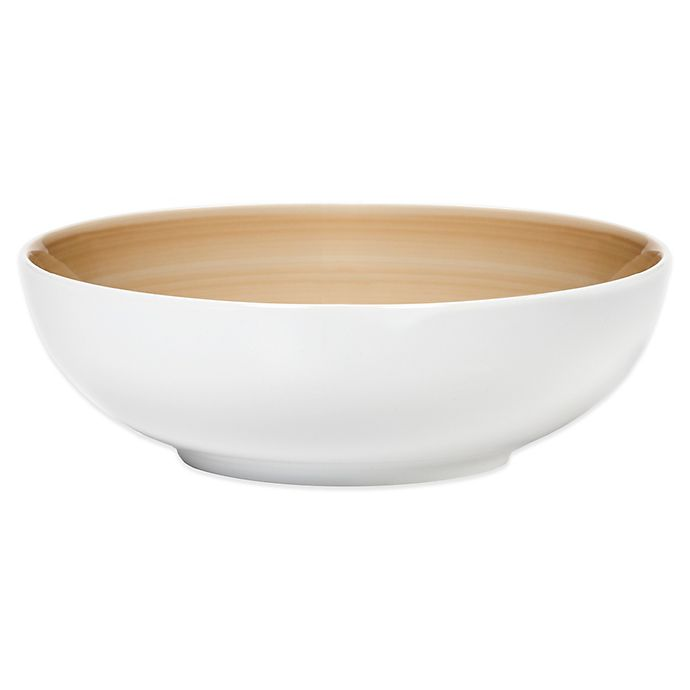 Alternate image 1 for Mikasa® Savona Cereal Bowl in Beige
