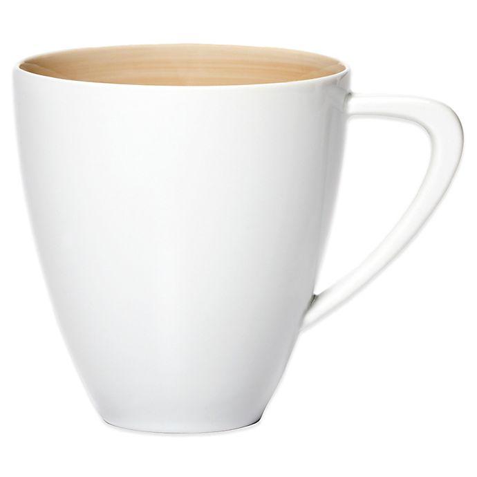 Alternate image 1 for Mikasa® Savona Mug in Beige