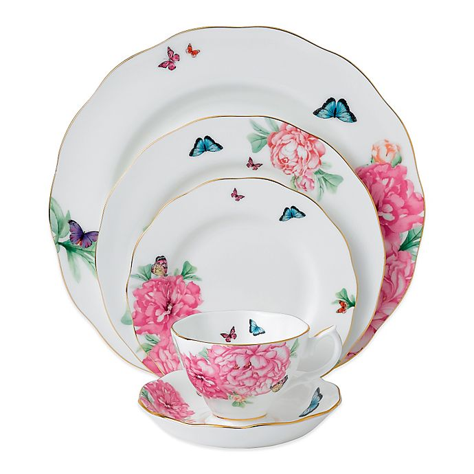 Miranda Kerr For Royal Albert Friendship Dinnerware Collection Bed Bath Beyond