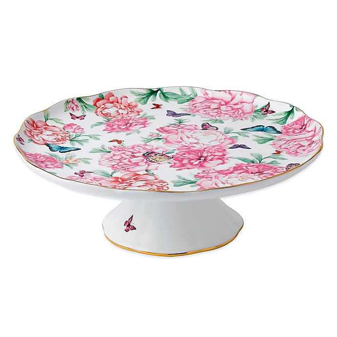 Alternate image 1 for Royal Albert Gratitude Large Cake Stand