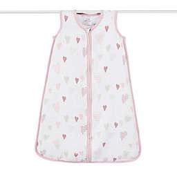 aden + anais® Heartbreaker Muslin Sleeping Bag