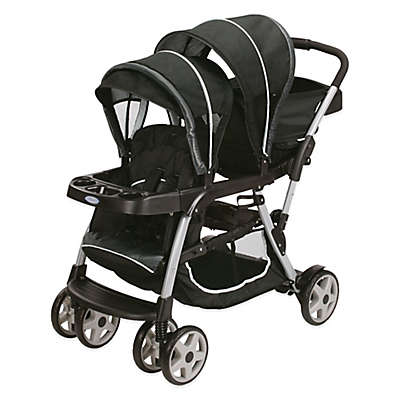 Graco Ready2Grow™ Click Connect™ LX Stand & Ride Stroller in Gotham™