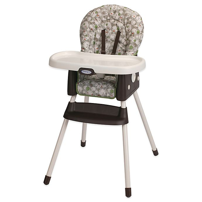 Alternate image 1 for Graco® SimpleSwitch™ High Chair + Booster in Zuba™