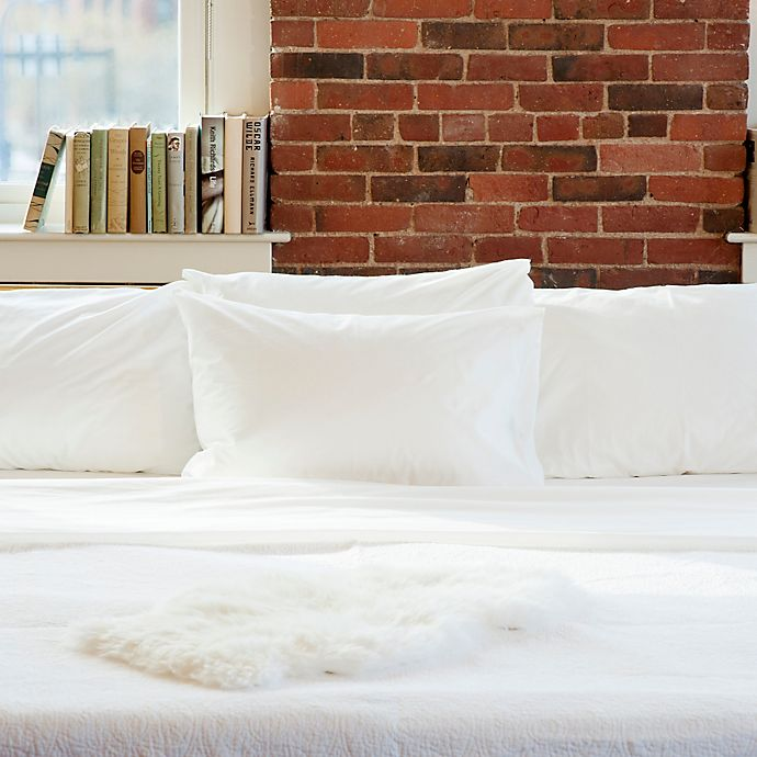 Alternate image 1 for Beantown Bedding Laundry-Free Linens Luxury Disposable Twin XL Sheet Set in White