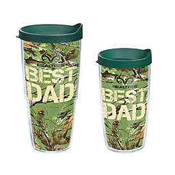 Tervis® Realtree® Best Dad Wrap Tumbler with Lid