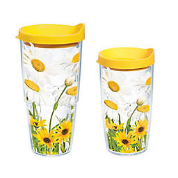 Tervis® White Daisies Wrap Tumbler with Lid