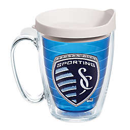 Tervis® MLS Sporting Kansas City15 oz. Mug with Lid in Sapphire