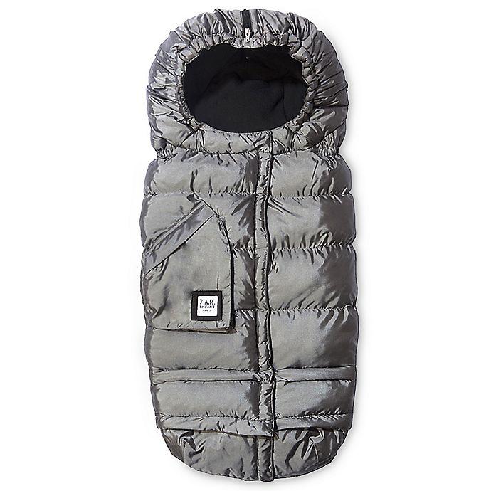 Alternate image 1 for 7 A.M.® Enfant Blanket 212 Evolution™ in Metallic Grey