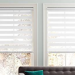 Real Simple® Sheer Layered 72-Inch Length Shade