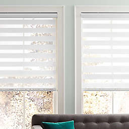 Real Simple® Sheer Layered 72-Inch Length Shade