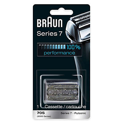 Braun®  Electric Shaver System Replacement Head