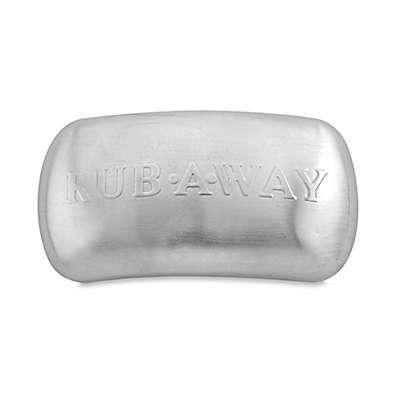 Stainless Steel Rub Away Bar