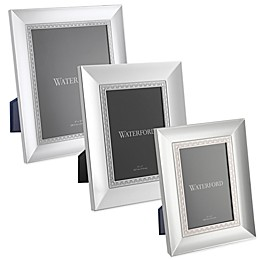 Waterford® Lismore Lace Frame in Silver