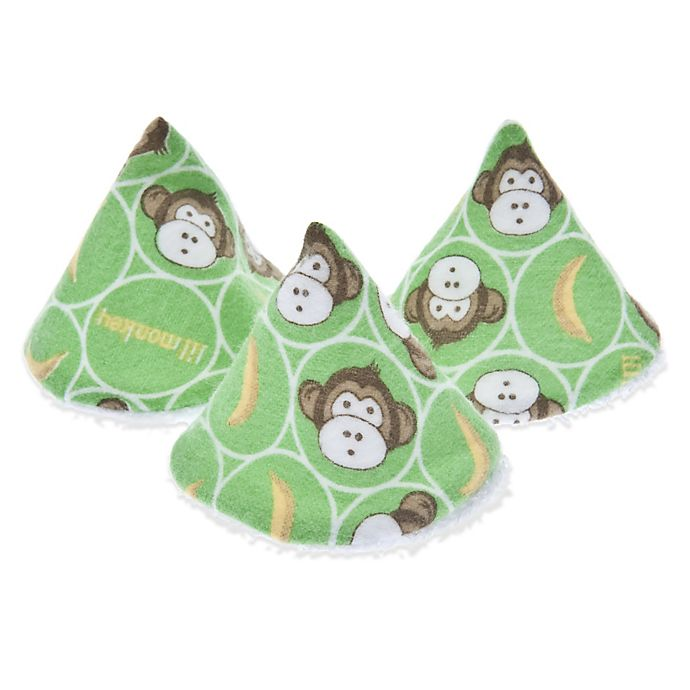 Alternate image 1 for beba bean 5-Pack Pee-Pee Teepee™ in Lil Monkey