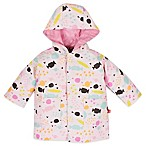Magnificent Baby® Size 12M Sweet Treats Print Smart Close™ Raincoat in Pink