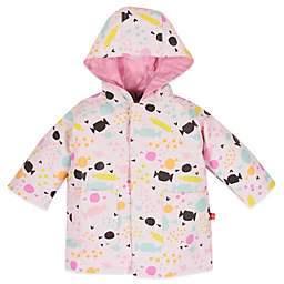 Magnificent Baby® Sweet Treats Print Smart Close™ Raincoat in Pink