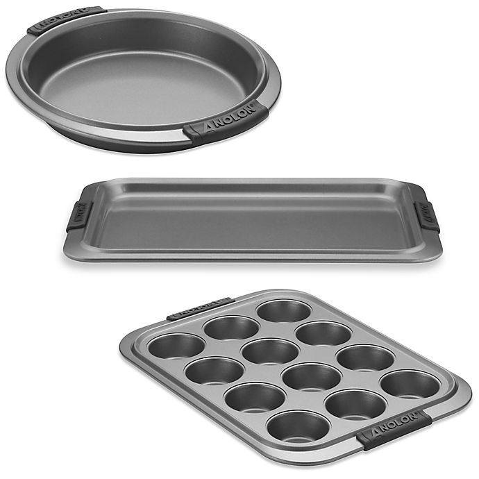 Alternate image 1 for Anolon® Advanced Non-Stick Bakeware