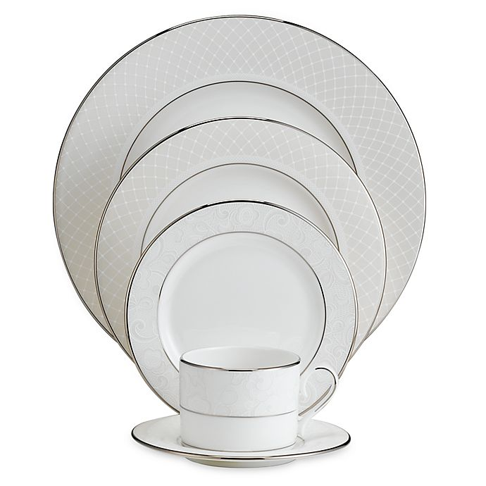 Alternate image 1 for Lenox® Venetian Lace™ Dinnerware Collection