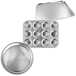 Fox Run® Stainless Steel Bakeware
