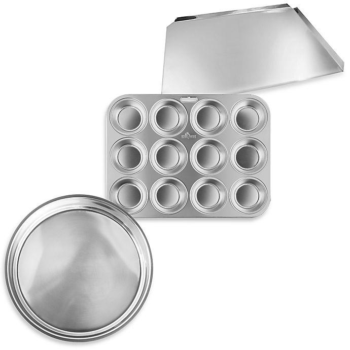 Alternate image 1 for Fox Run® Stainless Steel Bakeware