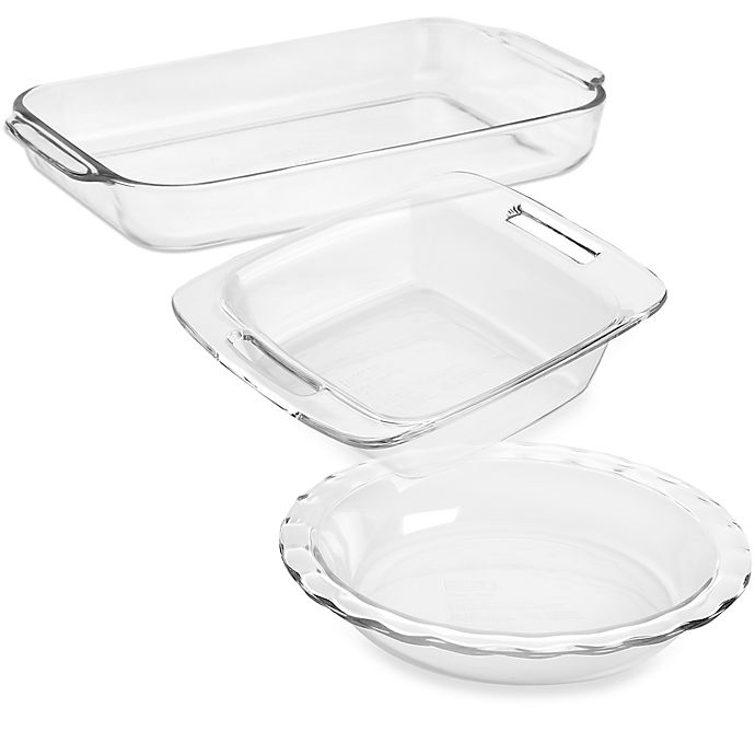 Alternate image 1 for Pyrex® Glass Bakeware