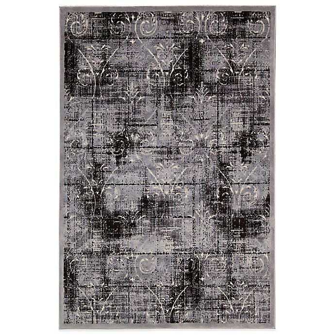 Nourison Bel Air Machine Woven Rug Bed Bath And Beyond