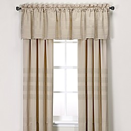 Wamsutta® Joliet 2-Pack 84-Inch Window Curtain Panels in Caramel