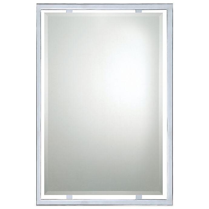 Norton 32 Inch X 22 Mirror With
