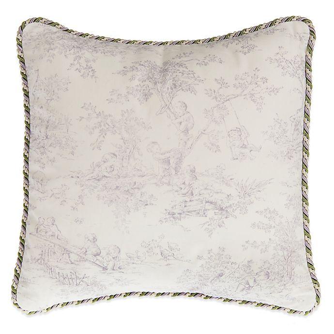 Alternate image 1 for Glenna Jean Penelope Toile Throw Pillow