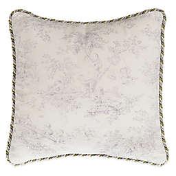 Glenna Jean Penelope Toile Throw Pillow