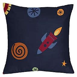 Sweet Jojo Designs® Space Galaxy Throw Pillow