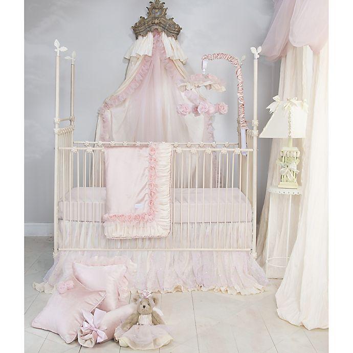 Glenna Jean Anastasia Crib Bedding Collection In Cream