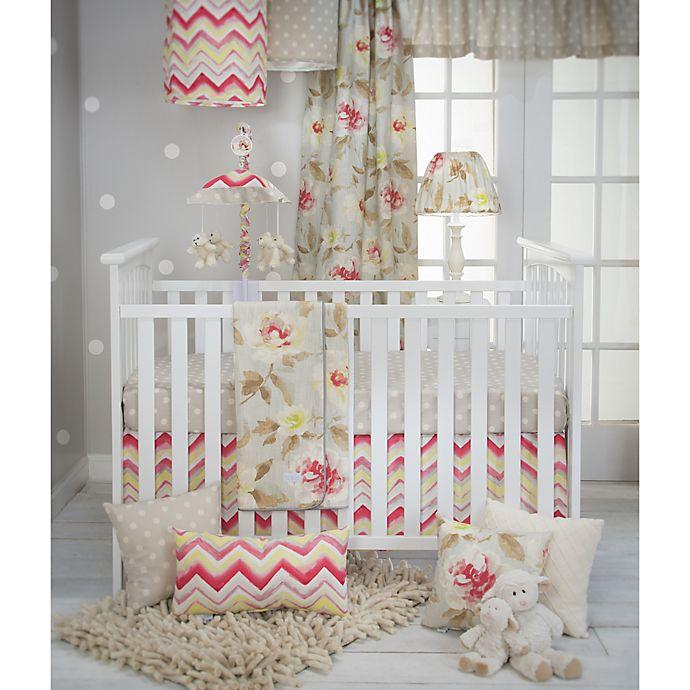 Alternate image 1 for Glenna Jean Harper Crib Bedding Collection