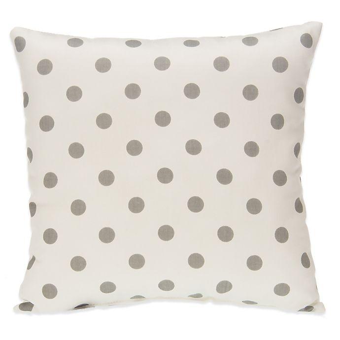 Alternate image 1 for Glenna Jean Heaven Sent Dot Throw Pillow