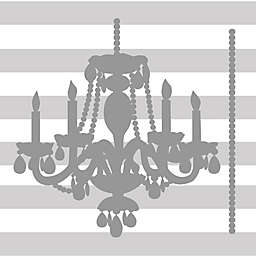 Glenna Jean Heaven Sent Chandelier Wall Decal