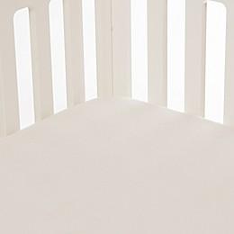 Glenna Jean Liam Softee Fitted Crib Sheet in Cream