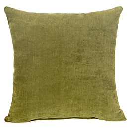 Glenna Jean Liam Square Throw Pillow in Avocado