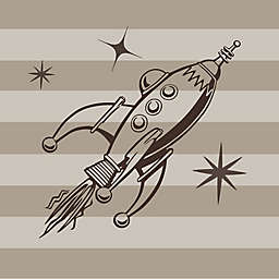 Glenna Jean Liam Rocket and Stars Wall Decals