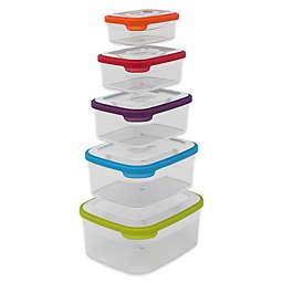 Joseph Joseph® Nest™ 10-Piece Food Storage Container Set