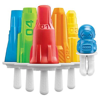 Zoku® Space Pop Ice Maker Molds