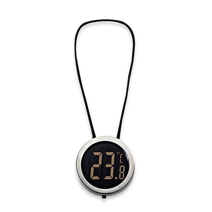 Alternate image 1 for Swissmar® Nuance Wine Thermometer