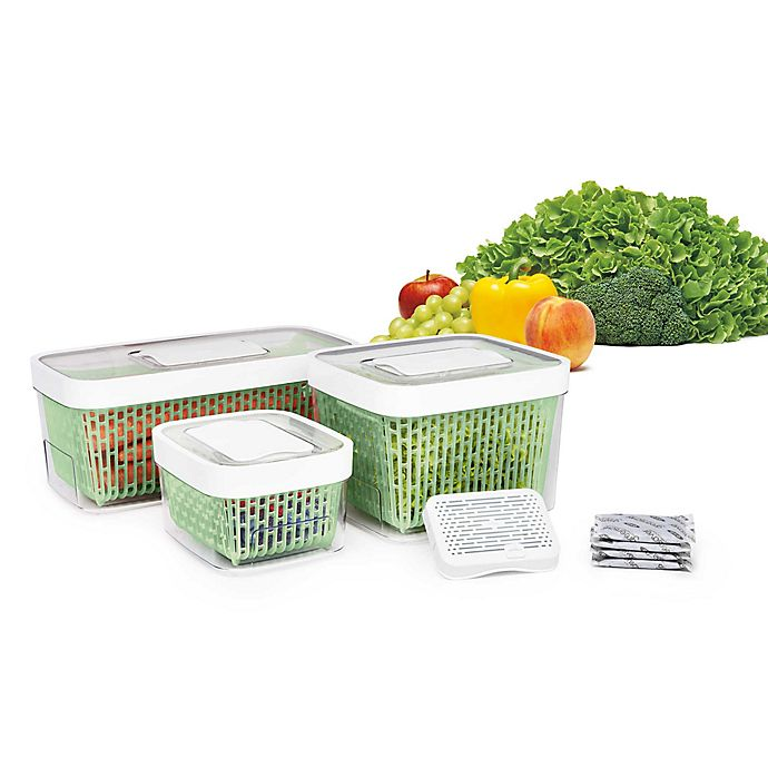 Alternate image 1 for OXO Good Grips® Green Saver™ Produce Keeper