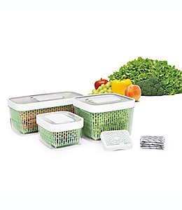 Contenedor de plástico para frutas y verduras OXO Good Grips® GreenSaver™, de 4.73 L