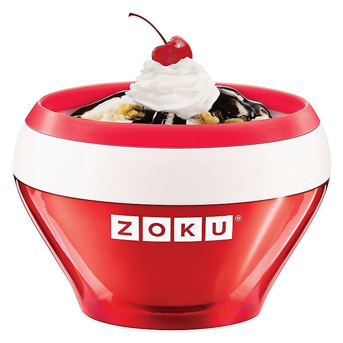 Alternate image 1 for Zoku® Ice Cream Maker
