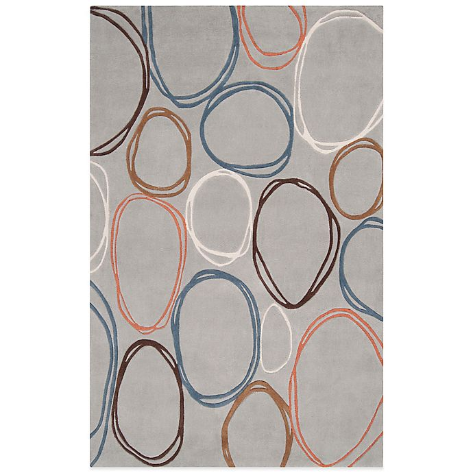 Alternate image 1 for Surya Alzey 8-Foot x 11-Foot Area Rug in Ivory