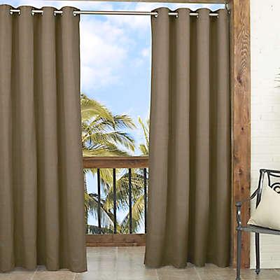 Parasol Key Largo Window Curtain Panel