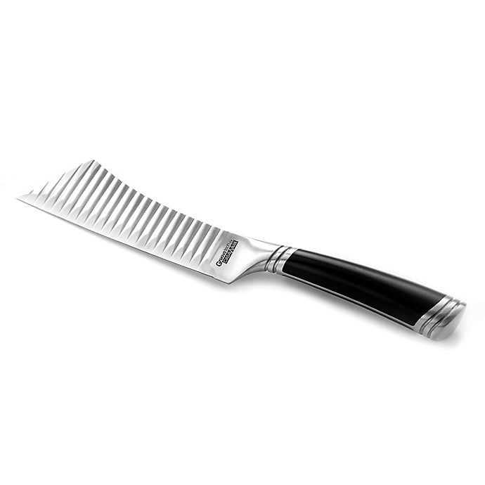 Alternate image 1 for CasaWare Groovetech 6-Inch Cheese/Cleaver Knife
