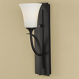 Sea Gull Collection by Generation Lighting Barrington Wall-Mount Vanity in Oil Rubbed Bronze